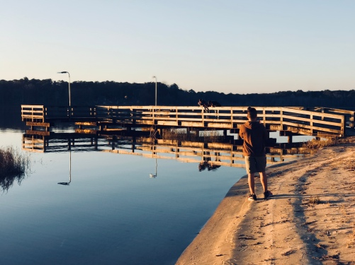 Lake Tholocco, Pier View, Alabama