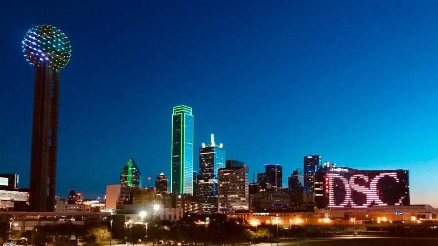 Dallas Forth Worth Downtown, Texas