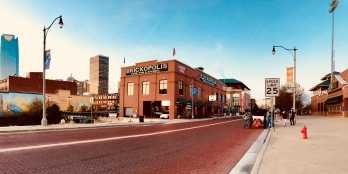 Brickopolis, Oklahoma City