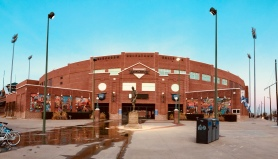 Bricktown Ballpark, Oklahoma City