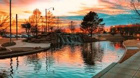 Riverwalk Sunset