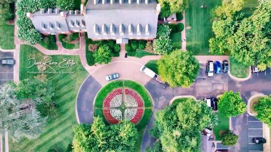 Garden Eagle Eye View
