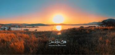 Lake Letra - Elmer Thomas Park, Fort Sill, OK - Sunset
